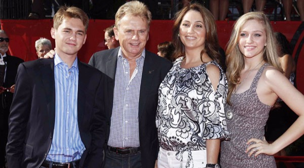 Patrick Micheal James Sajak and Maggie Marie Sajak