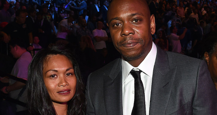 Dave Chappelle's wife Elaine Chappelle