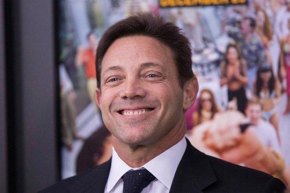 Jordan Belfort: ex Husband of Denise Lombardo