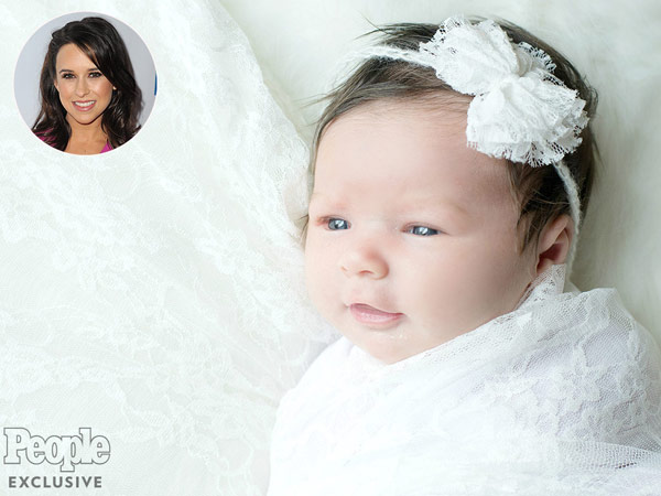 Daughter of Lacey Chabert and David Nehdar