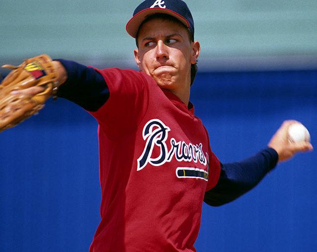 Steve Avery Baseball Player