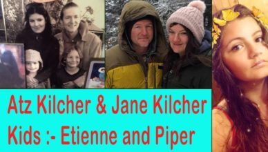 Atz Lee and Jane Kilcher Children