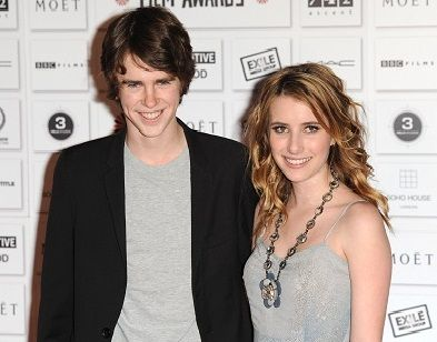 Freddie Highmore girlfriend