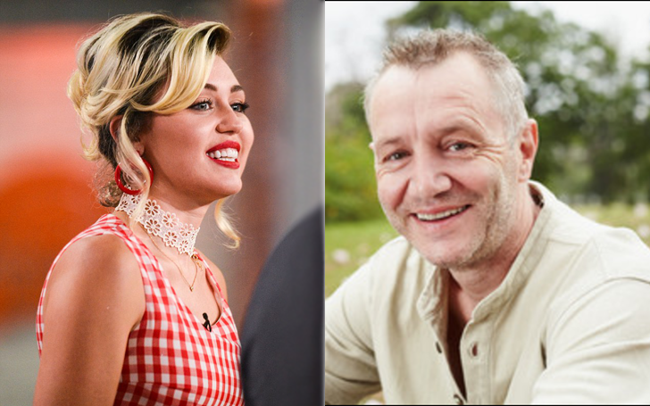 Miley Cyrus and Baxter Neal Helson