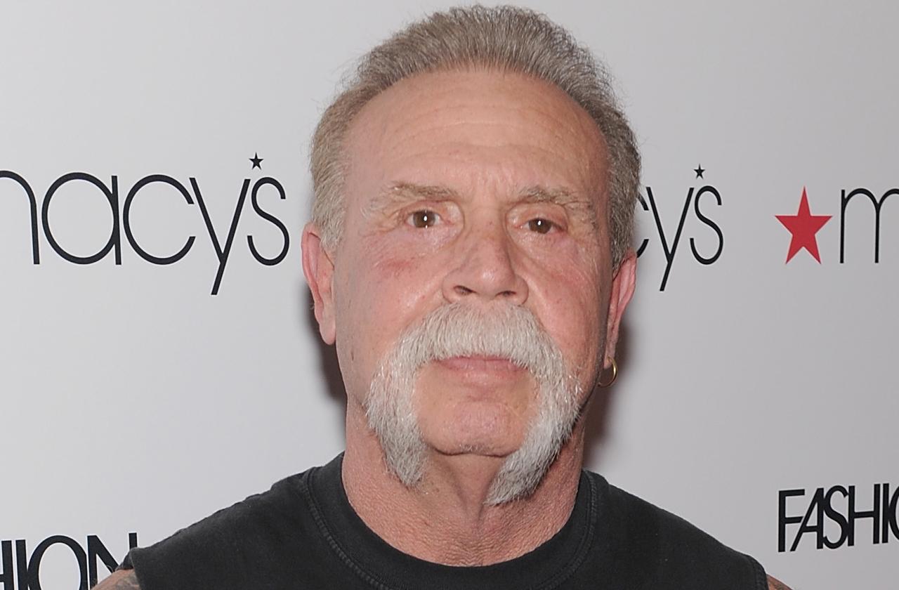Paul's Mustache
