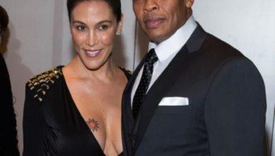 Nicole Threatt, wife of DR. Dre