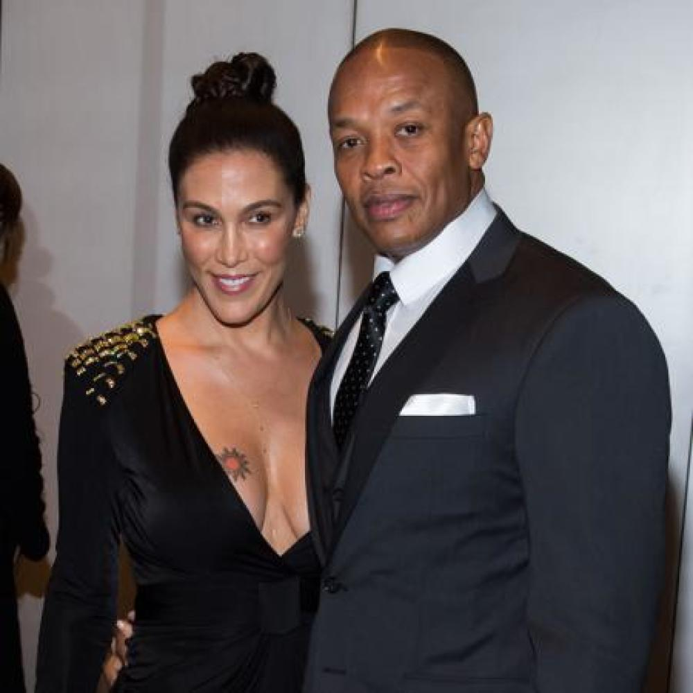 Nicole Threatt, wife of DR. Dre