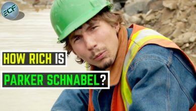 How rich id Parker Schnabel of Gold Rush