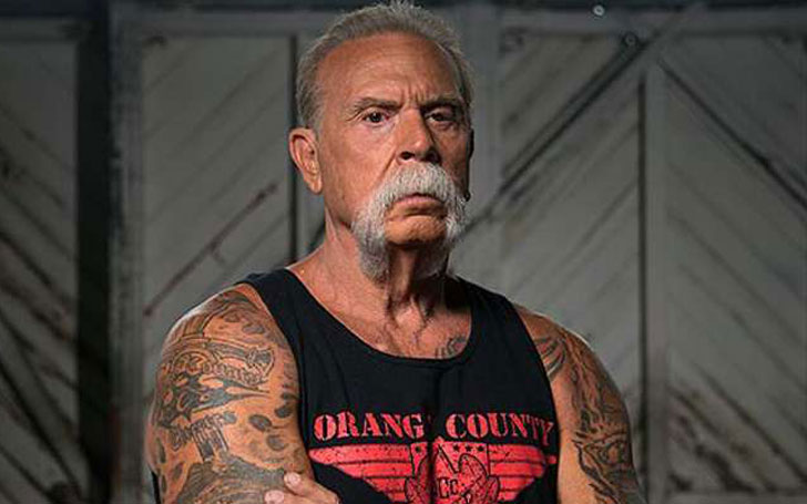 Paul Teutul Sr. is still a young and energetic man