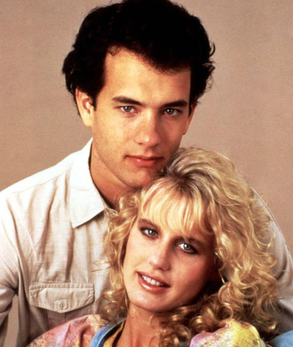 samantha lewes and tom hanks pictures