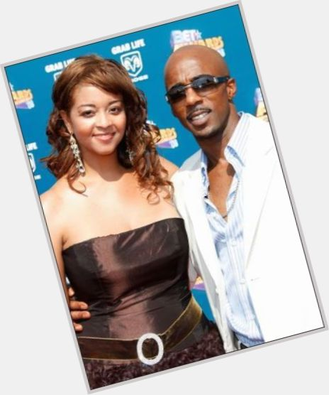 Ralph Tresvant with her wife