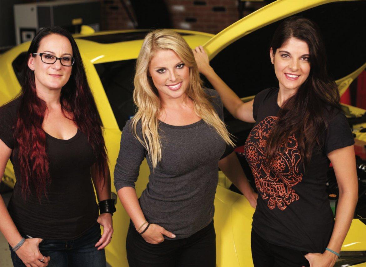 All Girl Garage