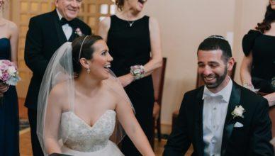 Alyssa and Josh Wedding
