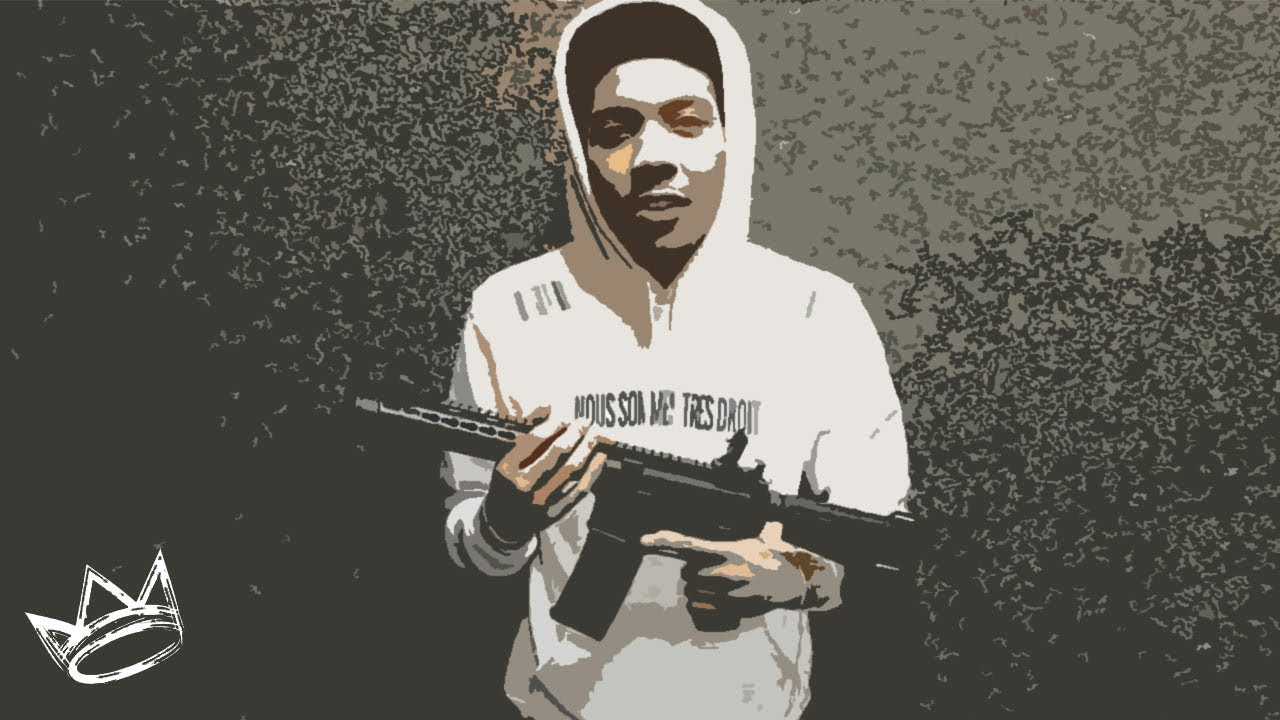 G Herbo with gun