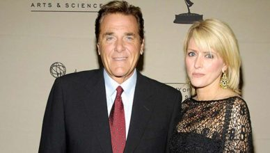 Kim Woolery and Chuck Woolery