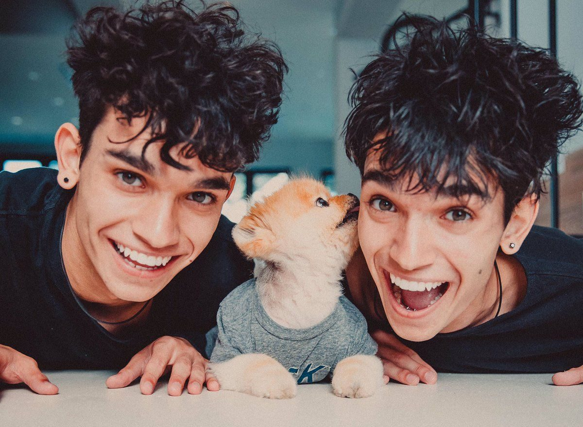 Lucas And Marcus Dobre Wiki Girlfriends Youtube Earning Net