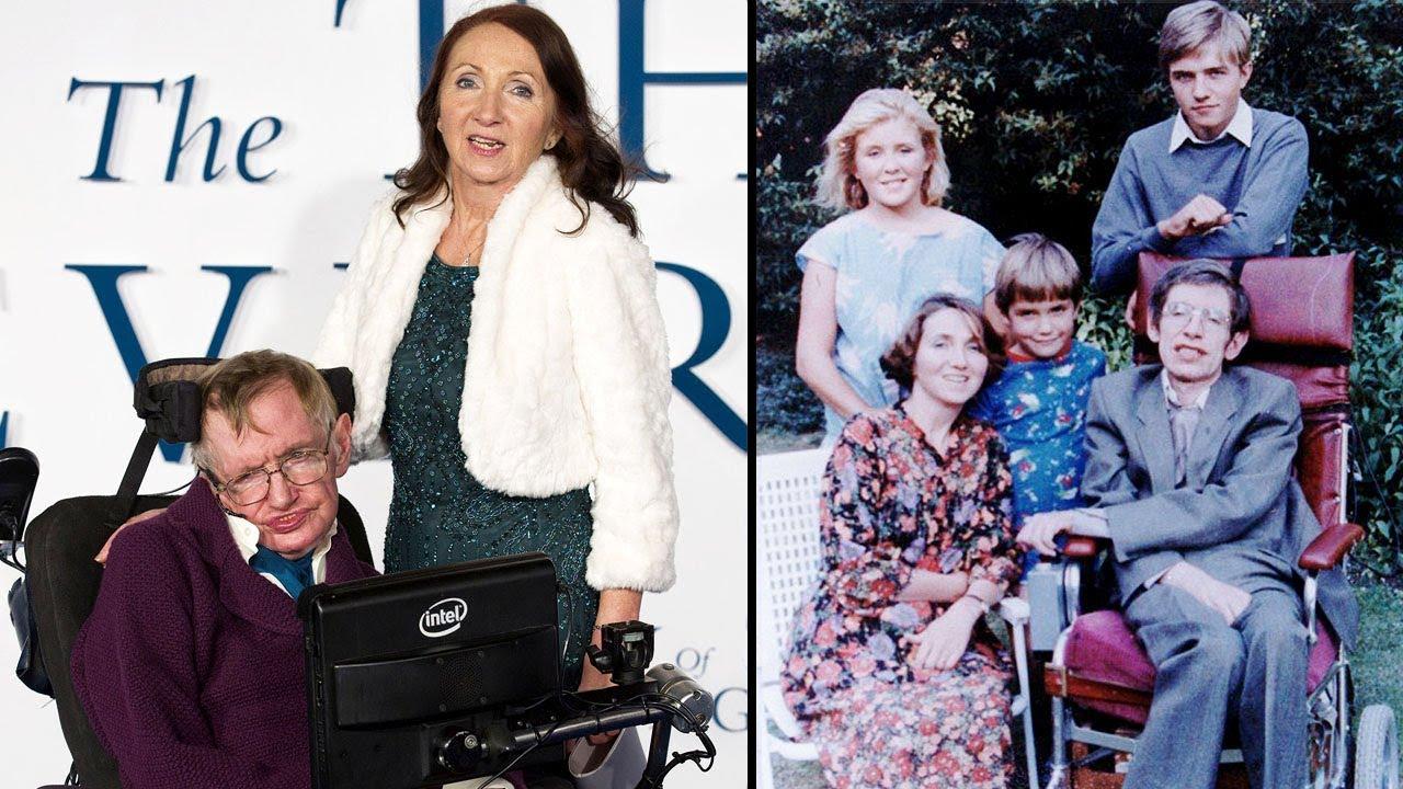 Robert Hawking Family