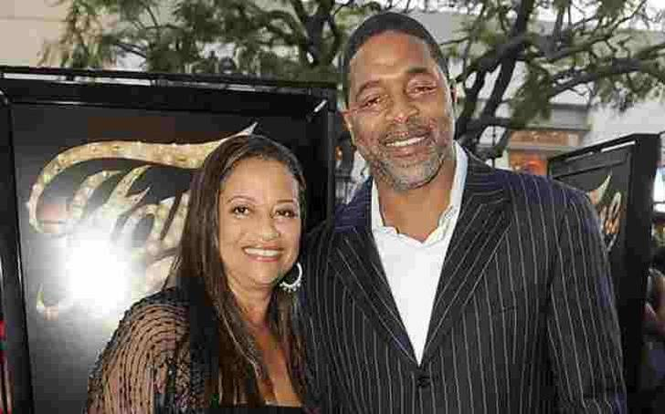 Winnfred Wilford and Debbie Allen