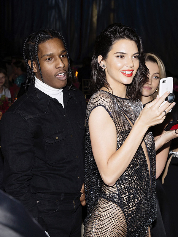 ASAP and Kendall.