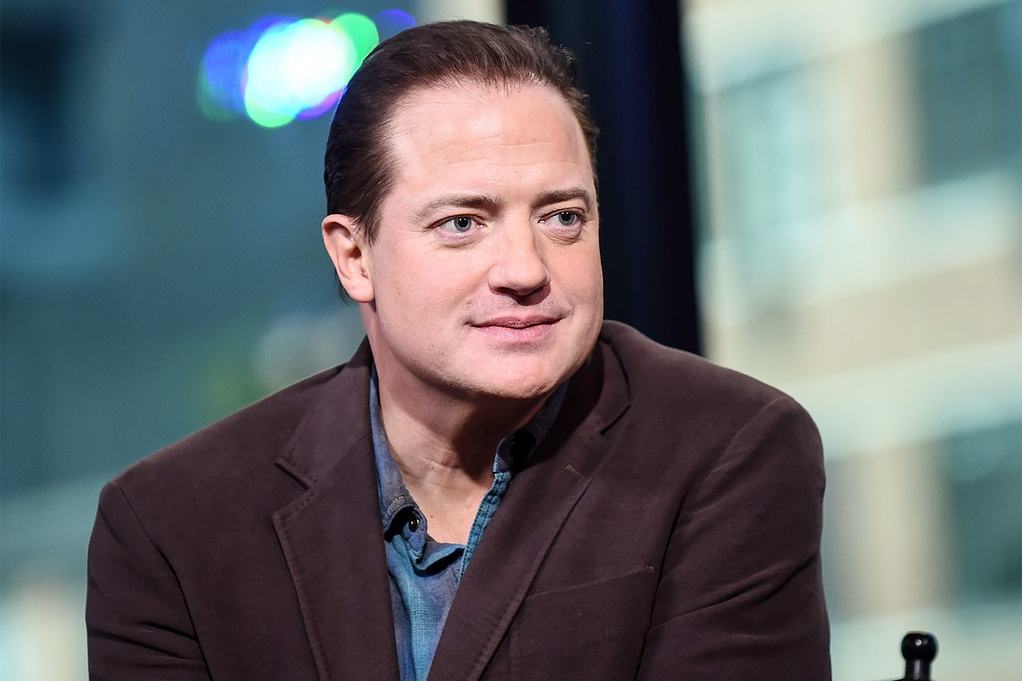 Brendan Fraser and His Ex-Wife Afton Smith