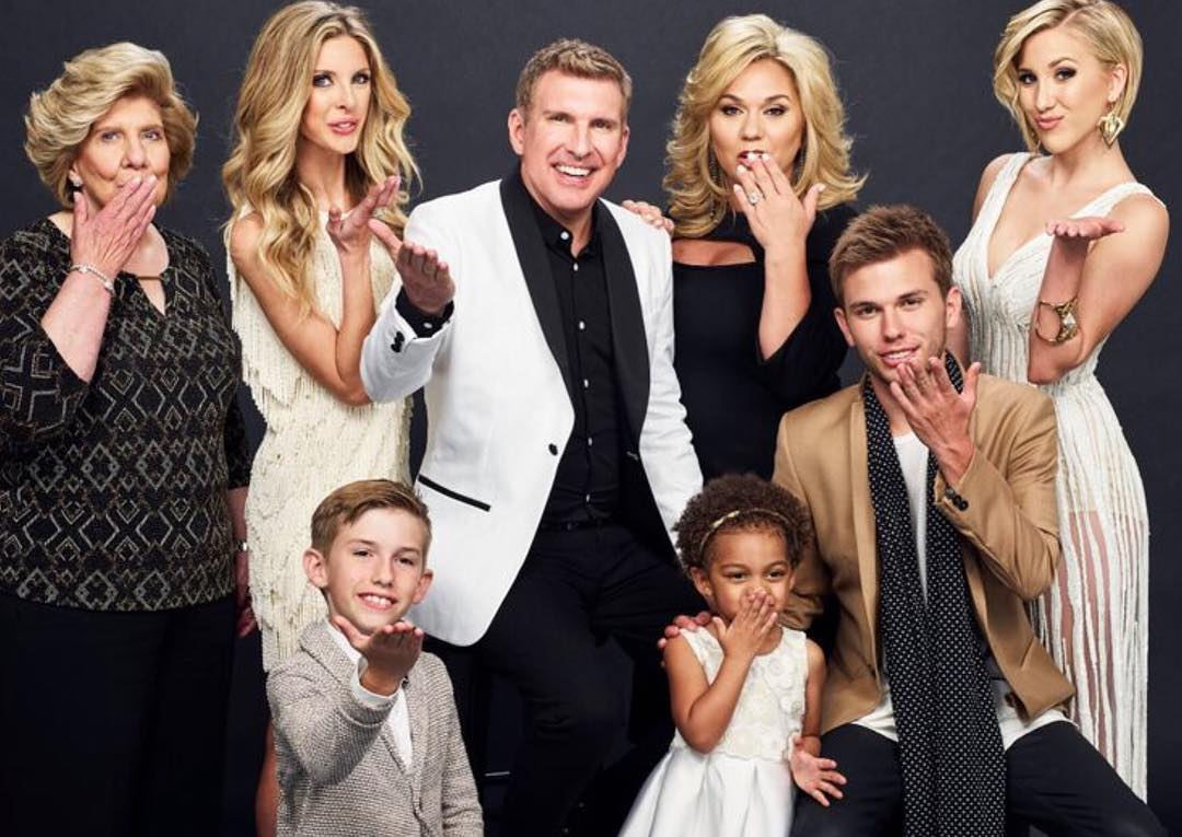 Savannah and her family