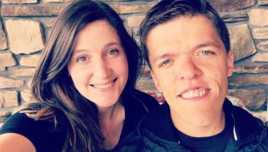 Zach Roloff and Tori Patton