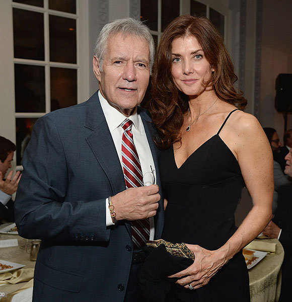Jean Currivan Trebek Husband