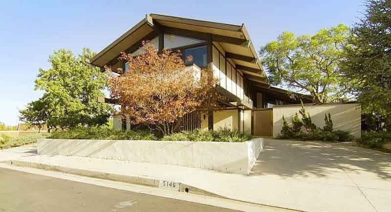 Los Angeles's Hong House