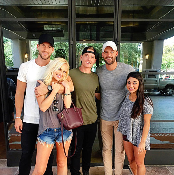 Tomi Lahren and Chase Mcnary