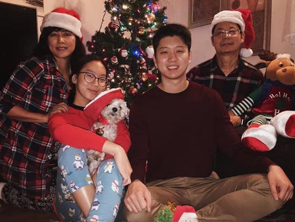 Madison Hu's Family