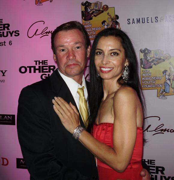 Arthur Wahlberg And Jennifer Gjulameti