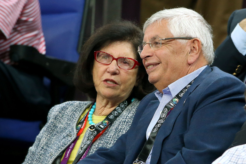 Davi Stern and Dianne Bock