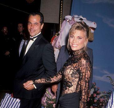Former Wife Vanna White And George Santo Pietro