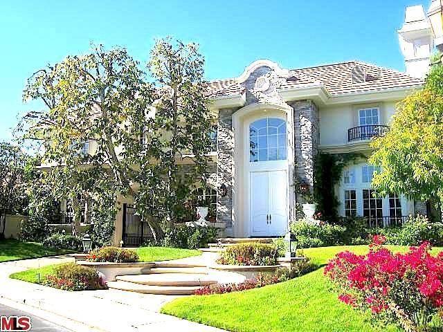 Chris Tucker's Home