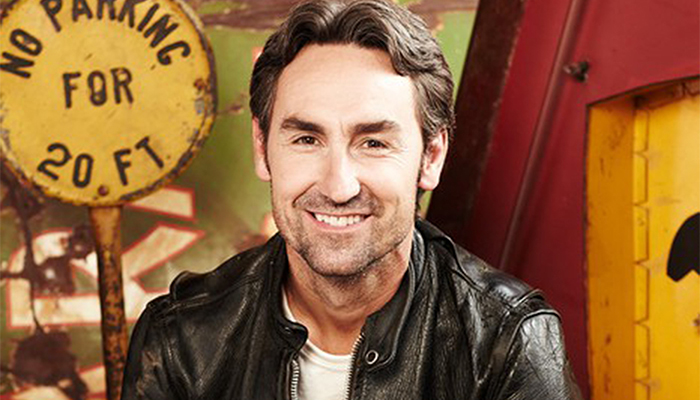 American Pickers Mike Wolfe age, height, body measurements