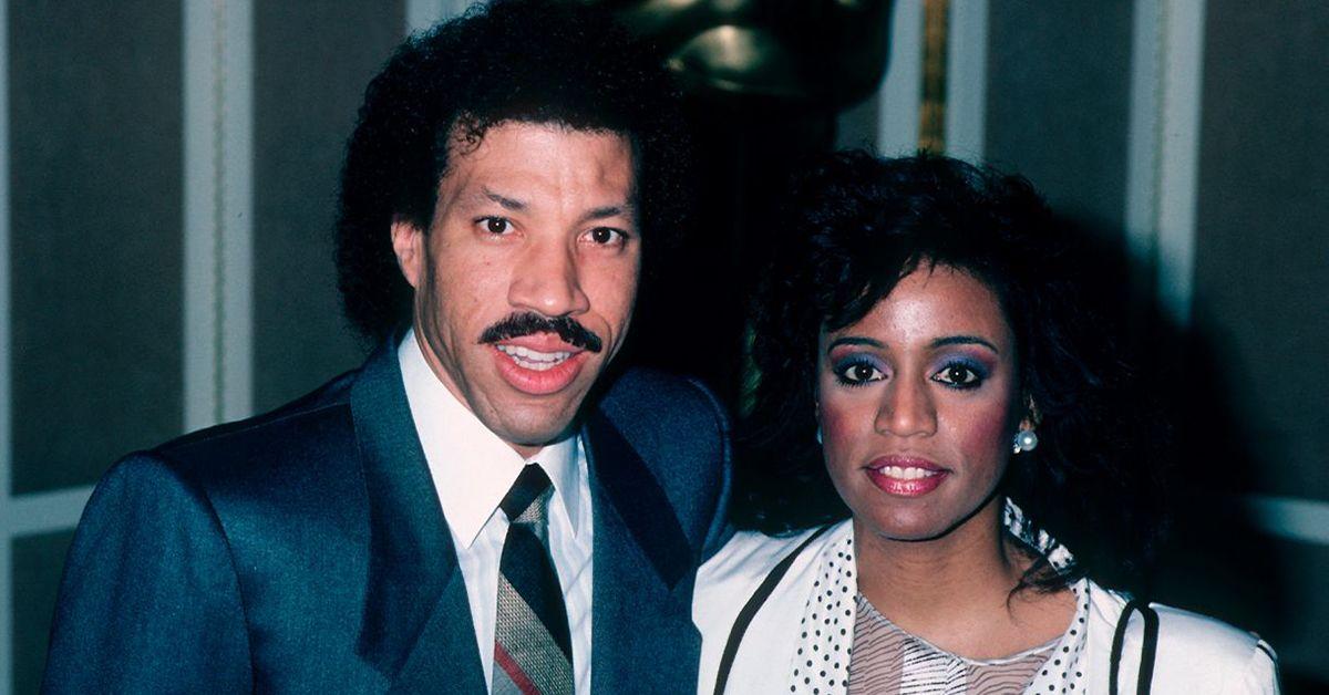 Lionel Richie's First Wife, Brenda Harvey