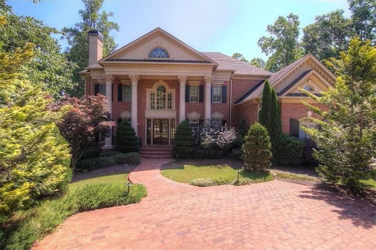 Williams's Gwinnett County Mansion