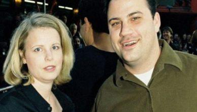 Gina Kimmel and ex-husband Jimmy Kimmel
