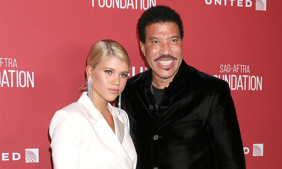 Lionel 's daughter, Sofia, Bio, Relationship
