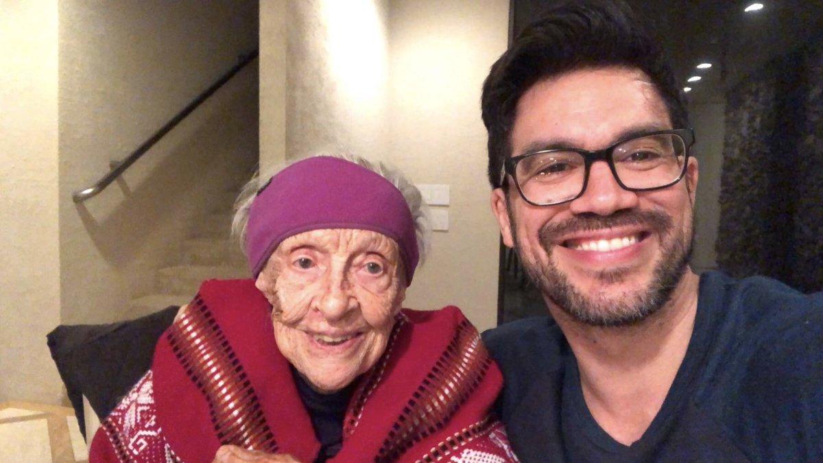 Tai Lopez's Grandmother