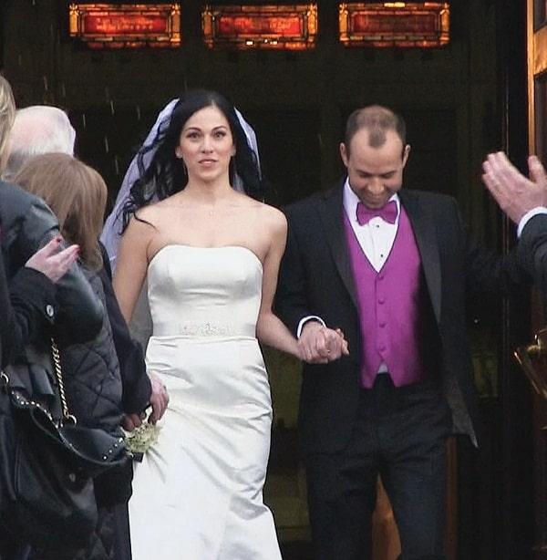 Jenna Vulcano's former husband, James