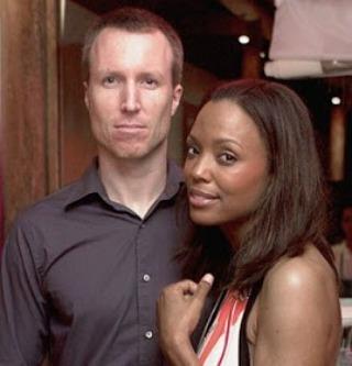 Jeff ex-wife, Aisha Tyler