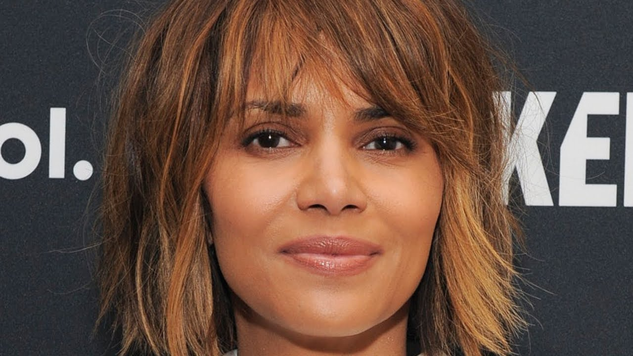 Storm's actress, Halle Berry