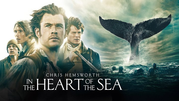 In the Heart of the Sea Movie Banner