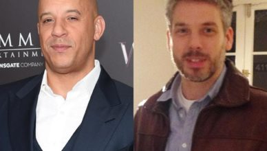 Paul Vincent's Twin brother, Vin Diesel