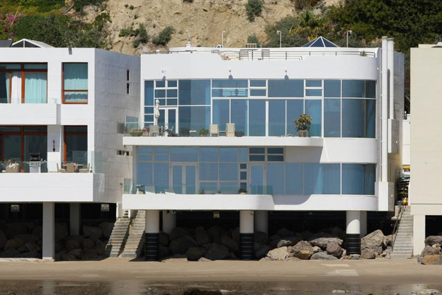 Halle Berry's Malibu home