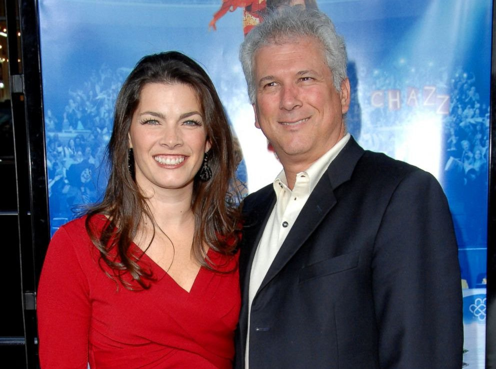 Jerry Solomon and Nancy Kerrigan