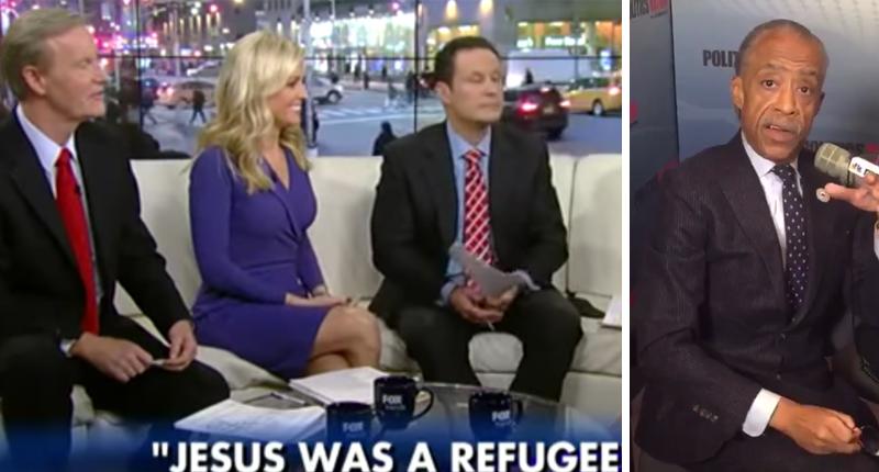 Jesus Was A Refugee