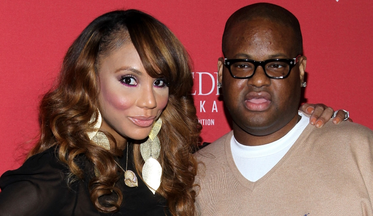Tamar Braxton's second husband, Vince Herbert