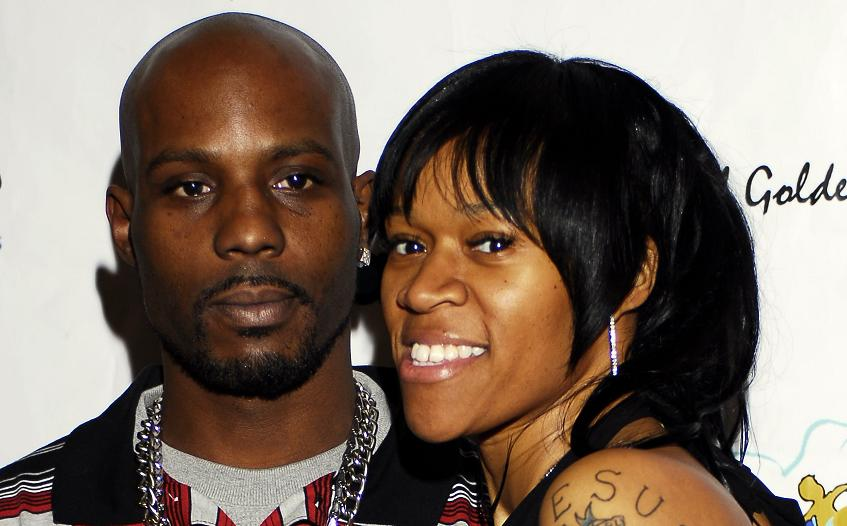 DMX and ex-wife, Tashera Simmons